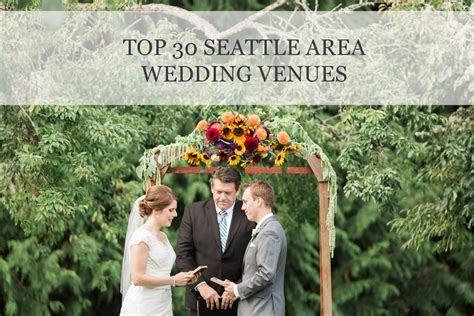 Best Wedding Venues in Seattle & Snohomish, WA ? www