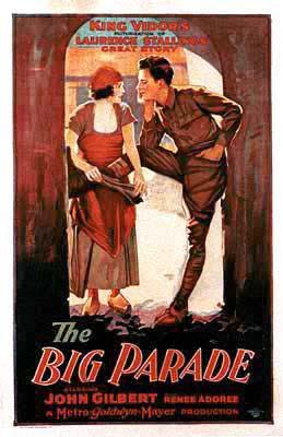 Poster of John Gilbert in