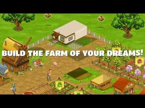 Ön Kayıt - Big Farm Mobile Harvest Mobil Çiftlik Oyunu / Yeni Oyun