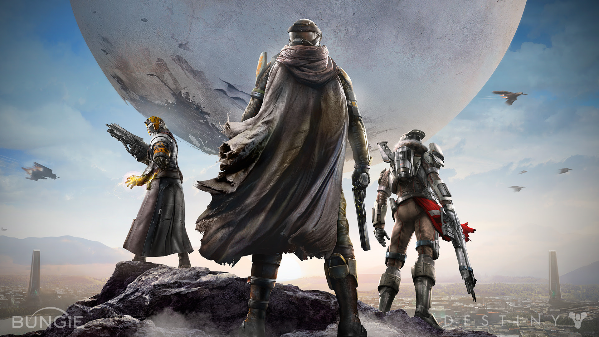 Report First Details Of Destiny S New Expansions Leaked