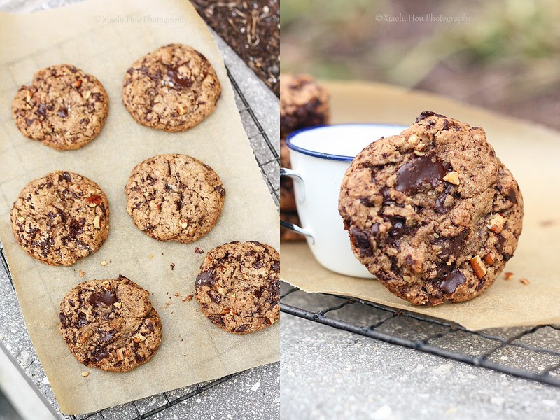 Perfect Chewy Gluten-Free Chocolate Chip Cookies 3