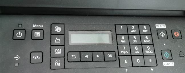 Encienda la impresora Wi-Fi y comience a configurarla