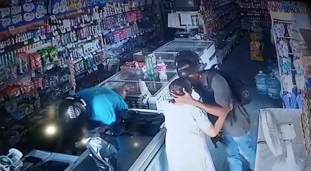 Polícia prende compassa do assaltante que beijou testa de idosa durante assalto na cidade de Regeneração