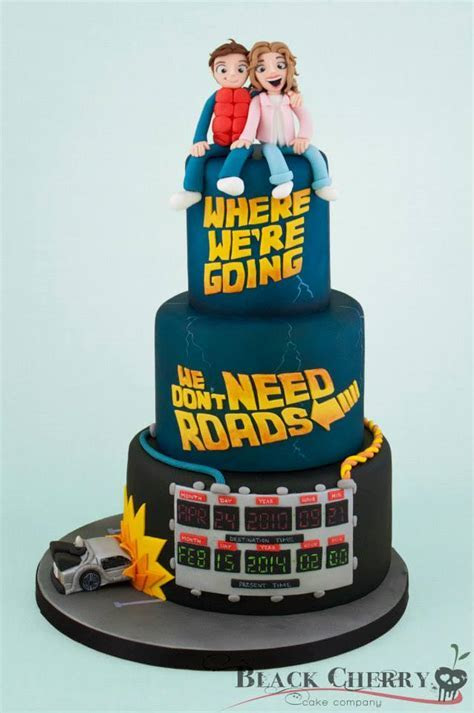Wedding Ideas: Wedding Cakes Based off Hit Movies