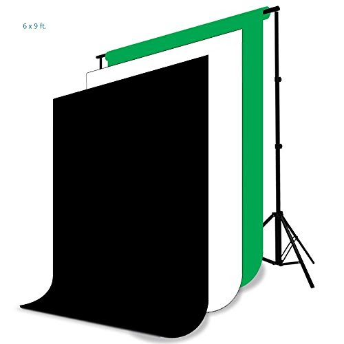Limostudio Photo Video Studio Light Kit Includes Chromakey Studio