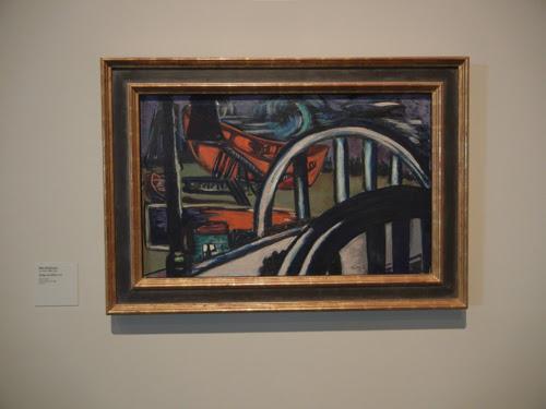 DSCN7887 _ Bridge and Wharf, 1945, Max Beckmann (1884-1950)