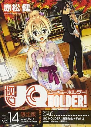 UQ Holder! OVA [03/03] [HDL] 150MB [Sub Español] [MEGA]