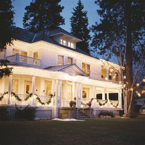 Coeur d' Alene Wedding Venue, The White House   Home