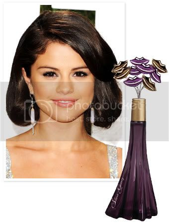Selena Gomez Latest Fragrance