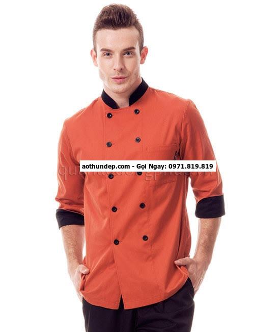 áo bếp trưởng