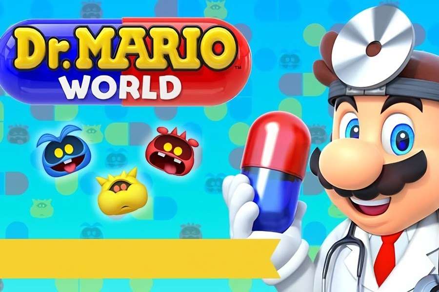 Nintendo's Dr. Mario World Released on Apple Store one day before their release date...