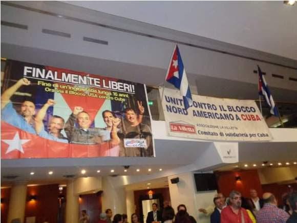 Foto: Asociación Nacional de Amistad Italia-Cuba.