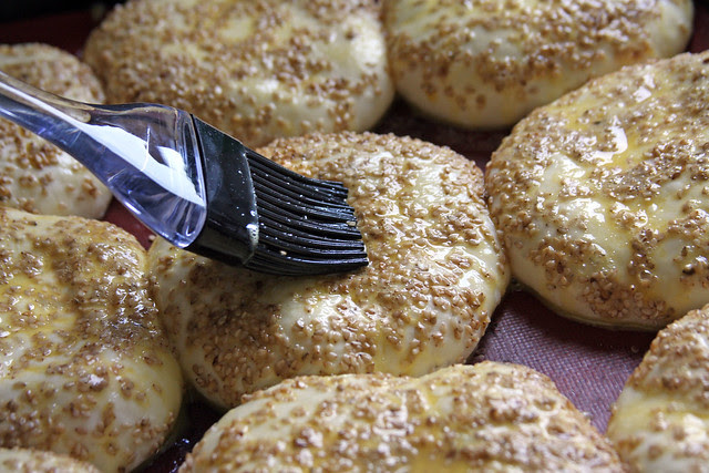 Pan de Hamburguesas 107