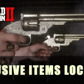 Red Dead Redemption 2 Online: Exclusive Item Locations - Pro