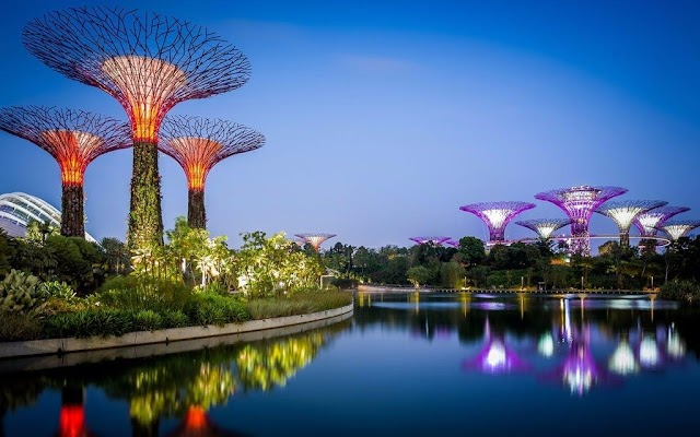 7 destinations to convince the 'night owl' to come together to Singapore