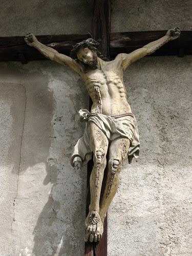 Cristo, Croce, Crocifisso, dolore
