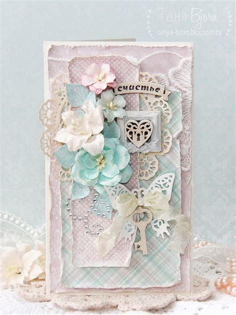 689 best images about Cards   shabby chic/vintage on