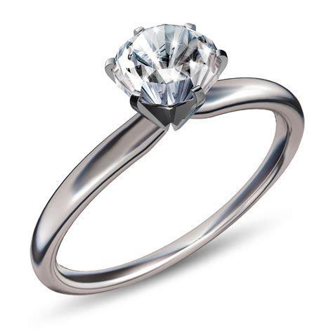 Platinum engagement ring vs wedding ring   Wedding Ring in