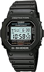 Casio Men's G-Shock Quartz DW-5600E — Product Review