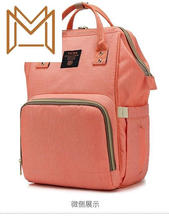 TOP !! More Function Both Shoulders Mommy Package Capacity Baby Package Backpack Package