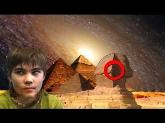 Niño genio ruso: La humanidad cambiará cuando se descubran los secretos de la Gran Esfinge en Giza