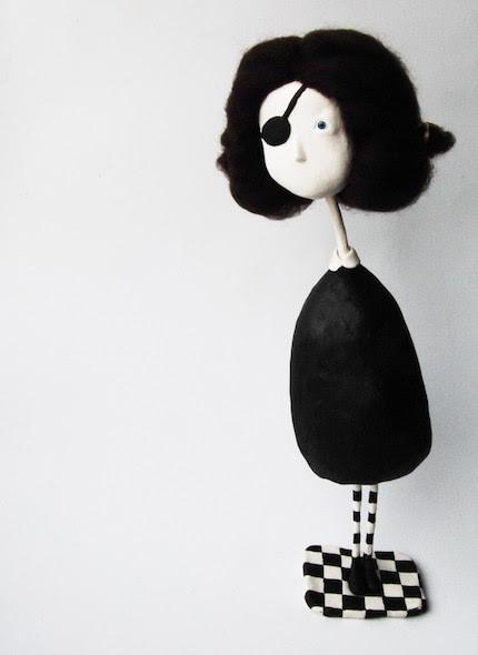 MARCH SALE...Anne...Art doll, OOAK