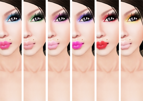 NEW! CandyDoll - Sylwia Skins - Pale