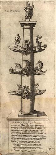 ancient roman obelisk