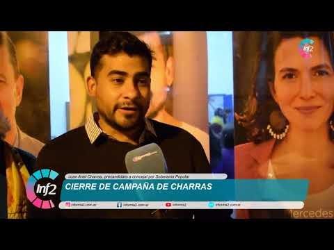 Cierre de Campaña Juan Ariel Charras