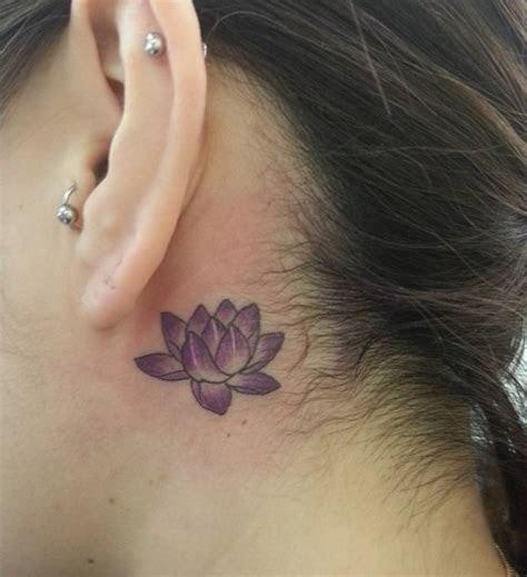 purple lotus tattoo  tattoo ideas gallery