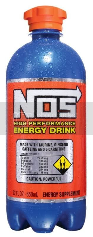picture of NOS energy drink bottle