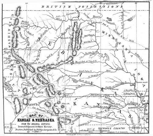 Image Result For Map Of Nebraska Towns