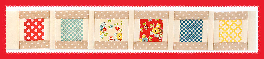 Sewing Spools Quilty Fun by Lori Holt of Bee in my Bonnet