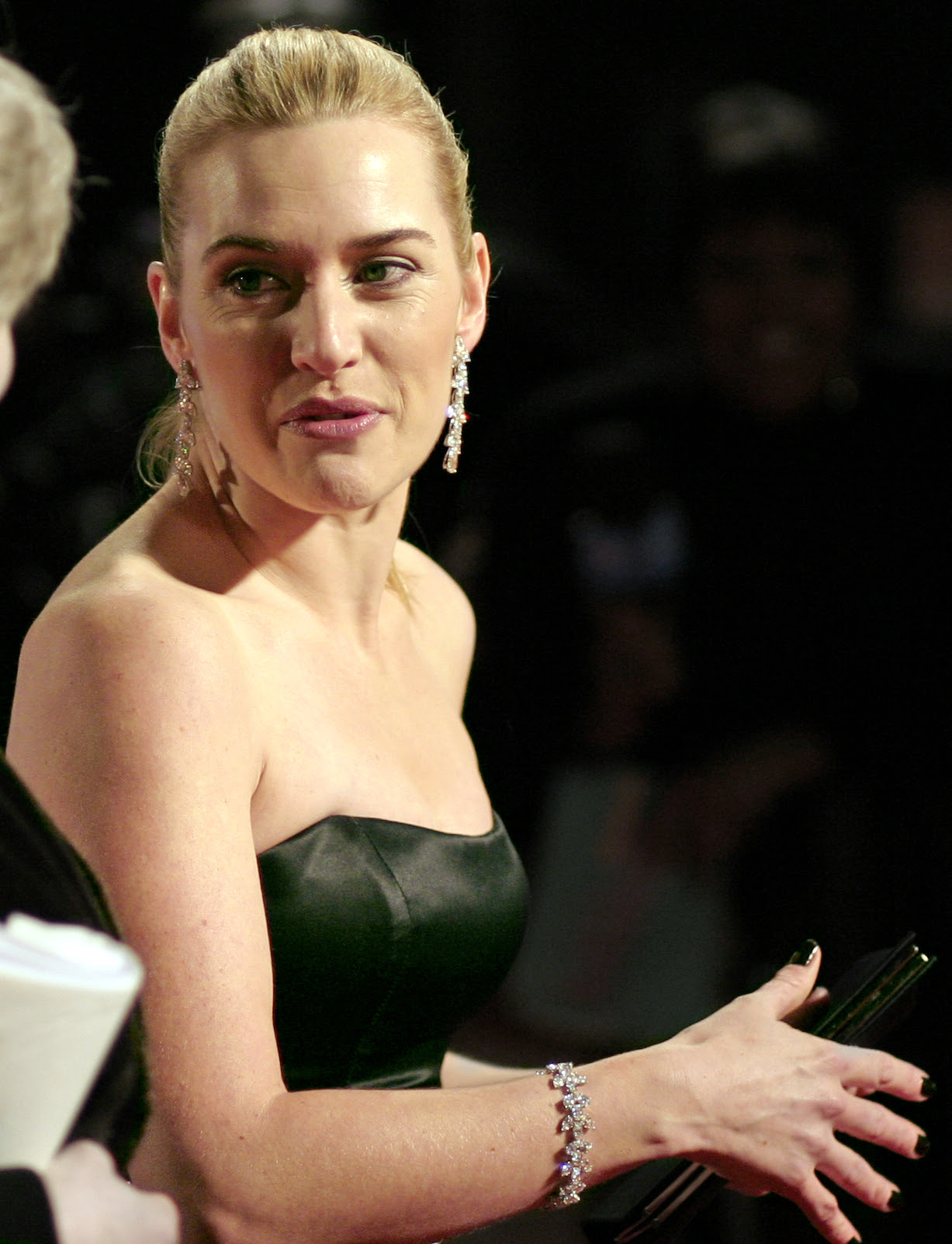 Image:Kate Winslet at the BAFTAs 2007.jpg