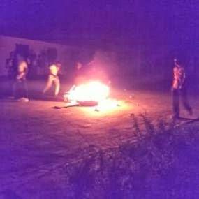 BOWEN2 Riot At Bowen University Iwo last Night As Student Go On Rampage [See Photo]