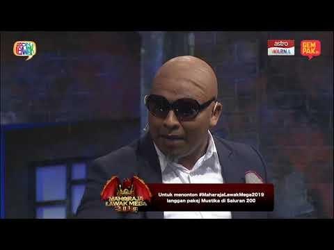 Maharaja Lawak Mega 2019 - Puteh minggu 6