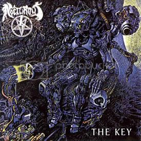 Nocturnus - The Key (Earache Records, 1990)