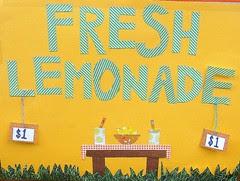 lemonade stand business
