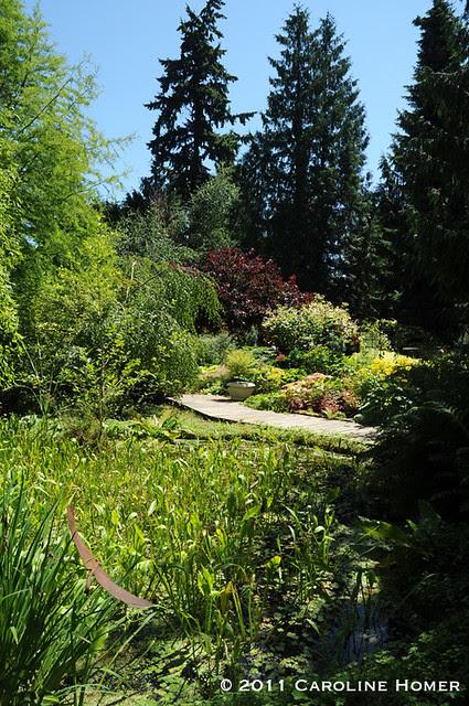 Garden bog