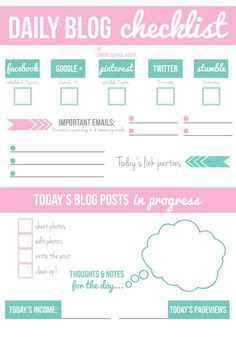 Blogging tips. How to start and how to succeed. | Blogging 101 ...