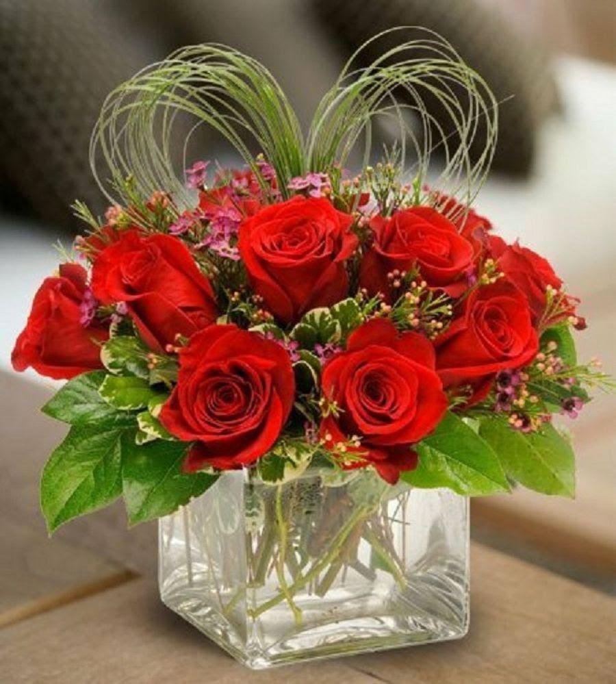 Flores Un Hermoso Detalle Para San Valentín Plantas