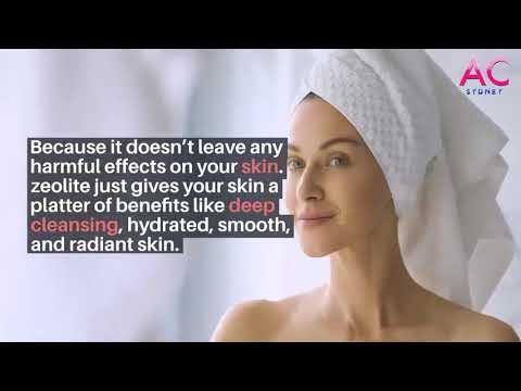 Anti-Pollution Mask   Zeolite Detox Mask   Australian Cosmetics AC Sydney