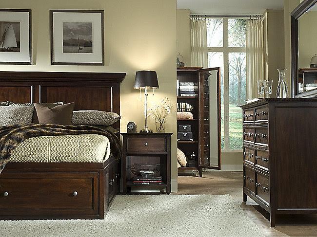Spencer Queen Bedroom Suite
