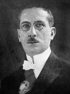 Presidente Arthur Bernardes oficializou o Dia das Crianças nos anos 20 (Foto: Reprodução/RedLineMG)