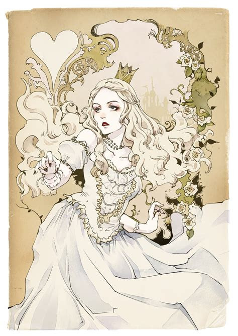 white queen alice  wonderland zerochan anime image board