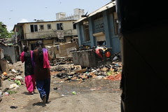 My Address Reads Next to the Bandra Bazar Garbage Dump by firoze shakir photographerno1