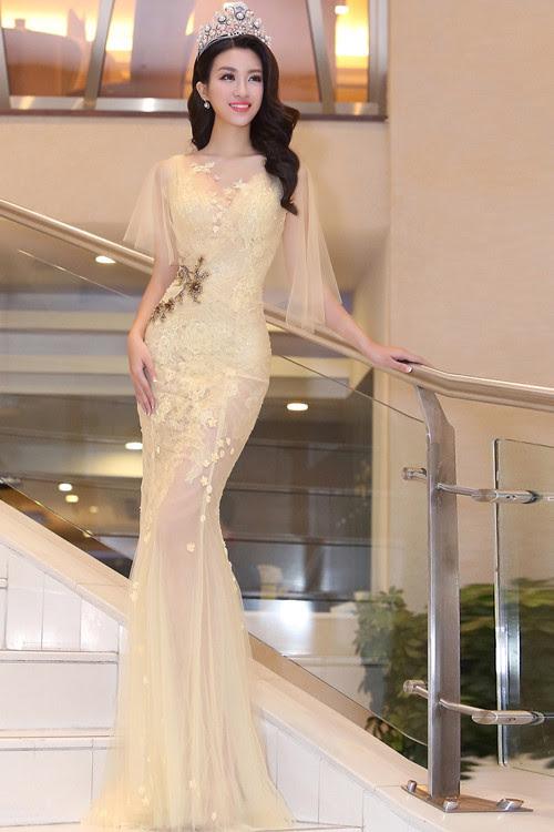 Hoa hậu Mỹ Linh, Thanh Tú, Hoa hậu Việt Nam