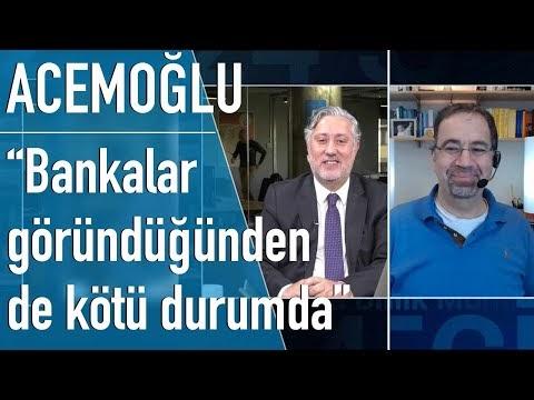 Prof. Daron Acemoğlu: Türkiye'de ekonomik kriz derinleşebilir, çok büyük...