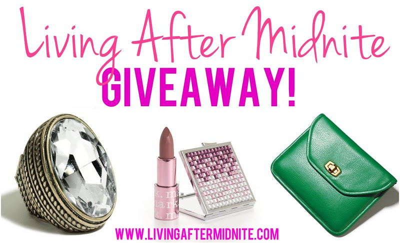 Living After Midnite GIVEAWAY