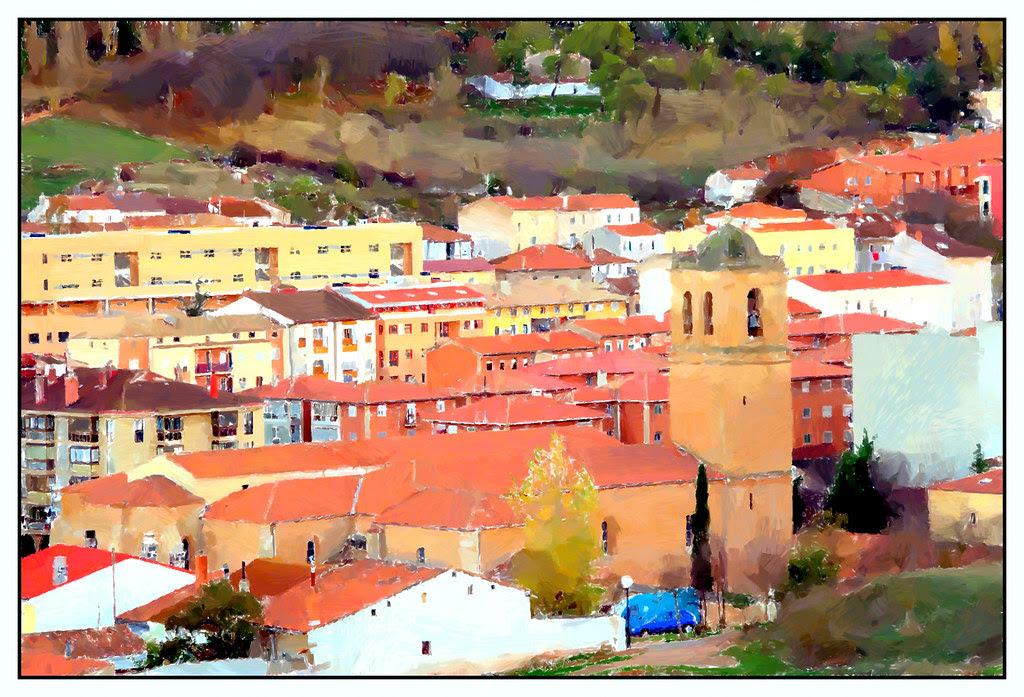 concatedral de san Pedro en Soria